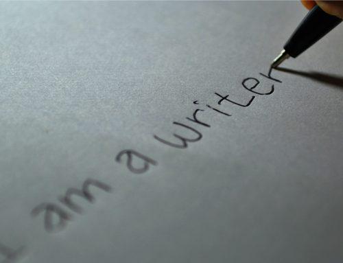 Diarios del escritor – #1: Comienzos